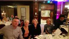 Professor Graham Ellison, Dr Gillian Wylie and Professor Maggie O'Neil