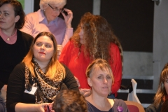 Audience at Laura Lee Sex Worker Human Rights Public Lecture