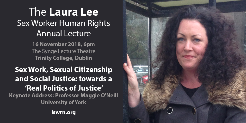 The Laura Lee Sex Worker Human Rights Lecture